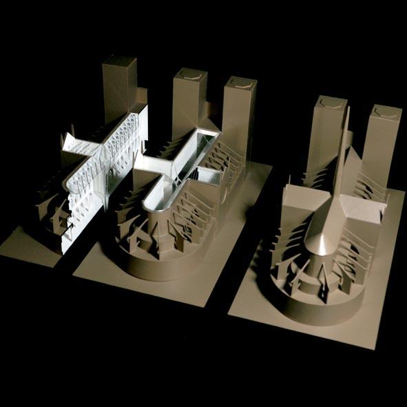 Rethinking Notre Dame | بازتعریف طراحی سقف سوخته شده کلیسای نتردام
