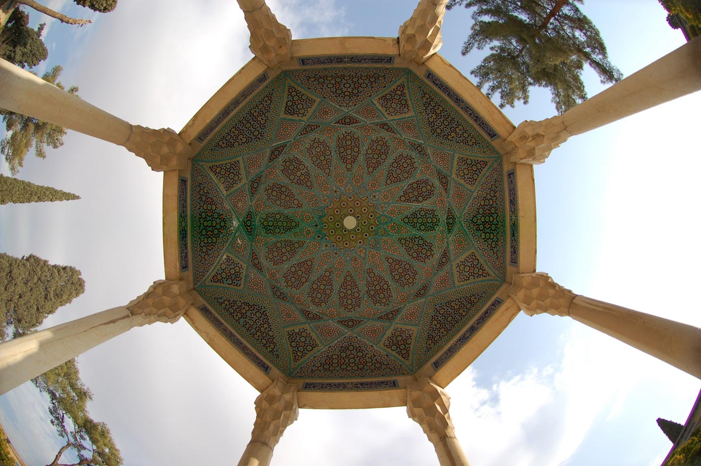 Hafez tomb 1حافظیه