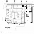 Riwas Restaurant Ground Floor Plan