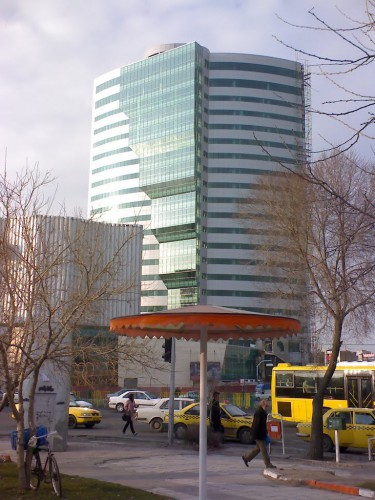 Bloor Trade Center in Tabriz  001