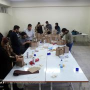 Algorithmic Design of Islamic parquet Hamadan Architecture Workshop  1