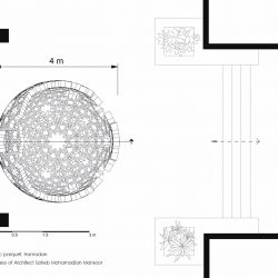 Algorithmic Design of Islamic parquet Hamadan Architecture Workshop  22
