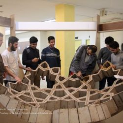 Algorithmic Design of Islamic parquet Hamadan Architecture Workshop  8