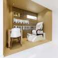 Shokrniya Beauty Salon, 4 Architecture Studio, Interior Design