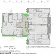 Earrings Residential Building  typical plan   floors 1 3