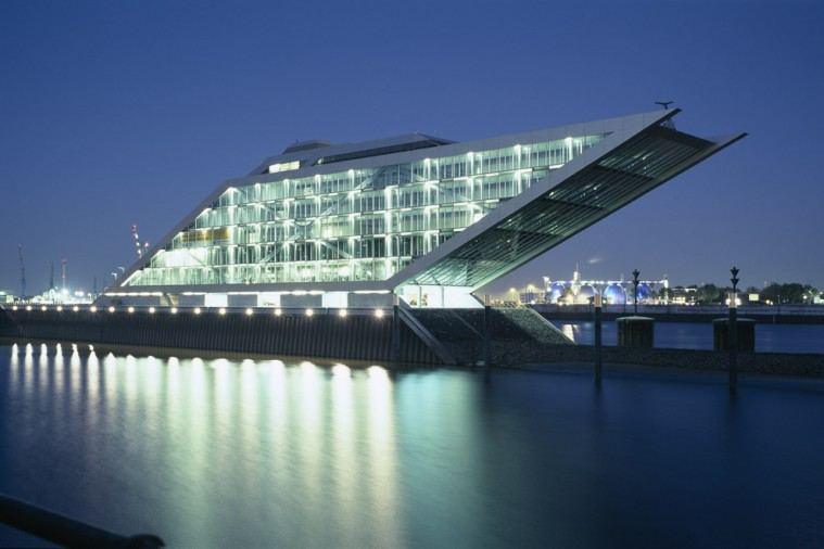 Dockland Office Contemporary Architecture Of Iran