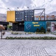 Cube Club in Tehran On Office container architecture  13