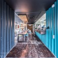 Cube Club in Tehran On Office container architecture  16