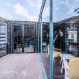Cube Club in Tehran On Office container architecture  25