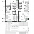 1st floor plan Malek Residential building