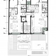 2nd floor plan Malek Residential building