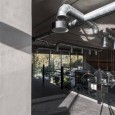 Concrete Restaurant in Lavasan Boozhgan Studio Modern Restaurant in Iran  23