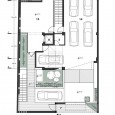 Ground floor plan Malek Residential building
