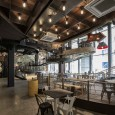 Address Food Hall Modern Restaurant in Tehran  10