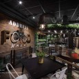 Address Food Hall Modern Restaurant in Tehran  13
