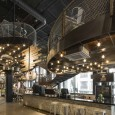 Address Food Hall Modern Restaurant in Tehran  14