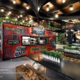 Address Food Hall Modern Restaurant in Tehran  5