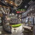 Address Food Hall Modern Restaurant in Tehran  9