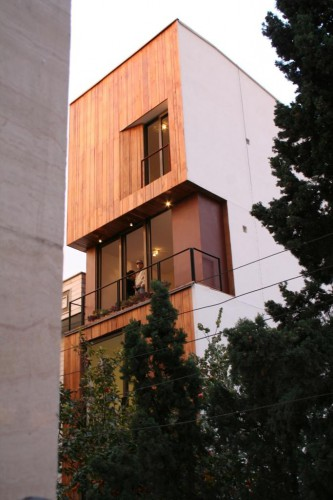 Dollati Resindetial Apartment in Tehran by Arsh Design Group  5