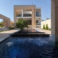 Pomegranate garden house of grandfather in Taft Modern Villa in Iran  4