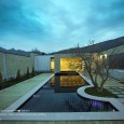 Pomegranate garden house of grandfather in Taft Modern Villa in Iran  7