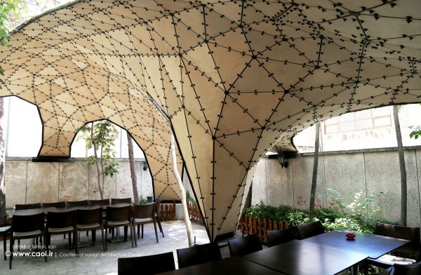 DeFab Architecture workshop in Iranian Architecture Center  1