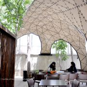 DeFab Architecture workshop in Iranian Architecture Center  2