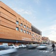 Eghbal hospital facade in Tehran by Thin Line Architects  2