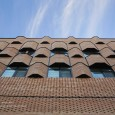 Eghbal hospital facade in Tehran by Thin Line Architects  9