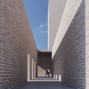 Golshahr Mosque and Plaza in Karaj by Saffar Studio Modern Mosque  7