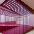 Crimson Sequence Cinema Entrance by Admun Studio  4