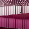 Crimson Sequence Cinema Entrance by Admun Studio  5