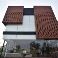 Brick Pattern House in Royan Mazandaran Brick Architecture  2