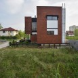 Brick Pattern House in Royan Mazandaran Brick Architecture  6