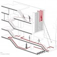 Jee Gallery in Tehran Architectural Diagrams  2
