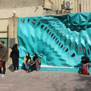 Soorewall Architecture workshop in Soore University in Tehran  7