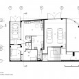 Blue Cube House in Bukan by Kelvan Studio  House Plans  1