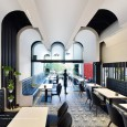 Lomenz Restaurant in Tehran by Kanisavaran Architectural Group  7