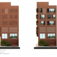 Elevation Design Kohan Ceram Building  1