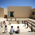 The Noor e Mobin G2 primary school in Bastam FEA Studio Iranian Architecture  10