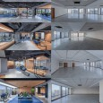 AKA fitness in Kamranieh Tehran 4 Architecture Studio Before After photos  1