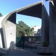 Main Entrance of Tehran University of Iran by Kourosh Farzami 15