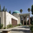 Saadi Mausoleum in Shiraz Iran by Mohsen Froughi  001