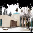 Saadi Mausoleum in Shiraz Iran by Mohsen Froughi  21