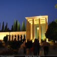 Saadi Mausoleum in Shiraz Iran by Mohsen Froughi  3