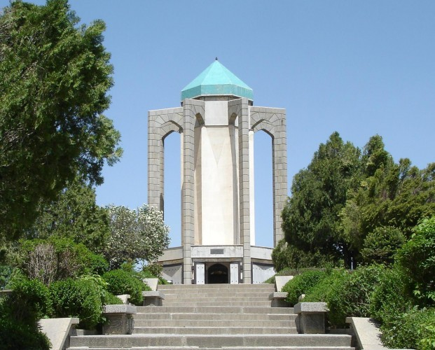 Baba Taher Oryan Mausoleum in Hamedan by Mohsen Foroughi  1