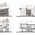 Villa 599 Khaneh Darya Plans Sections Elevations  3