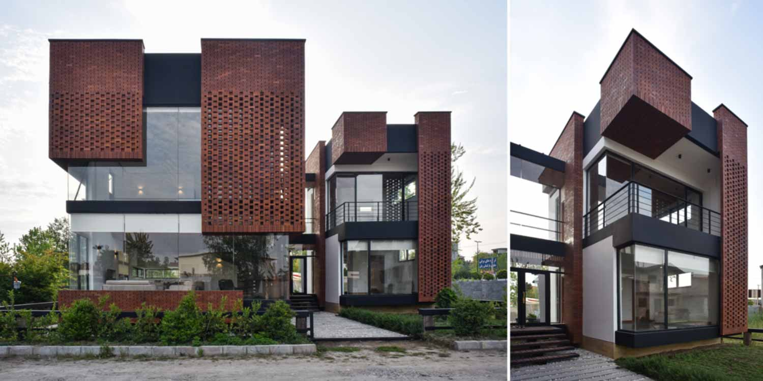 Maziyar Brick House,Naghshe Khak Architectural Group