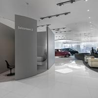 Mitsubishi Showroom