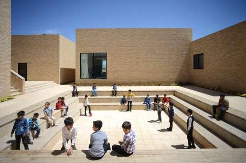 مدرسه ابتدایی گروه دو موسسه خیریه فرهنگی-آموزشی نور مبین